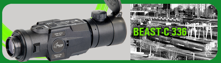 BEAST C-336 Thermal Clip-On Attachment