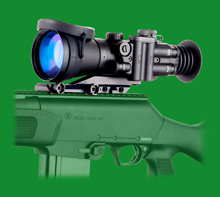 D-740 4.0x66 NV Sight f1
