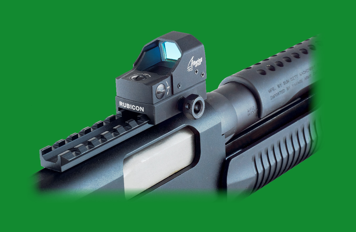 Rubicon Pro - Red Dot Sight f2